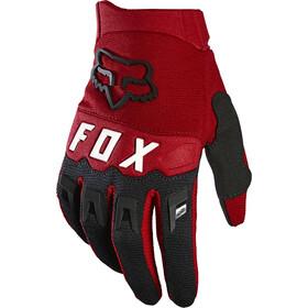 Fox Dirtpaw Handschuhe Jugend rot